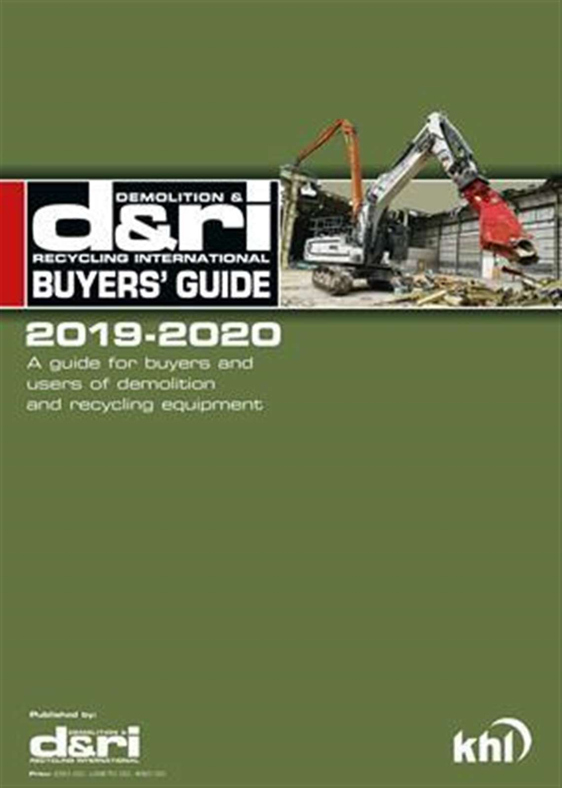 Demolition and Recycling Buyers Guide